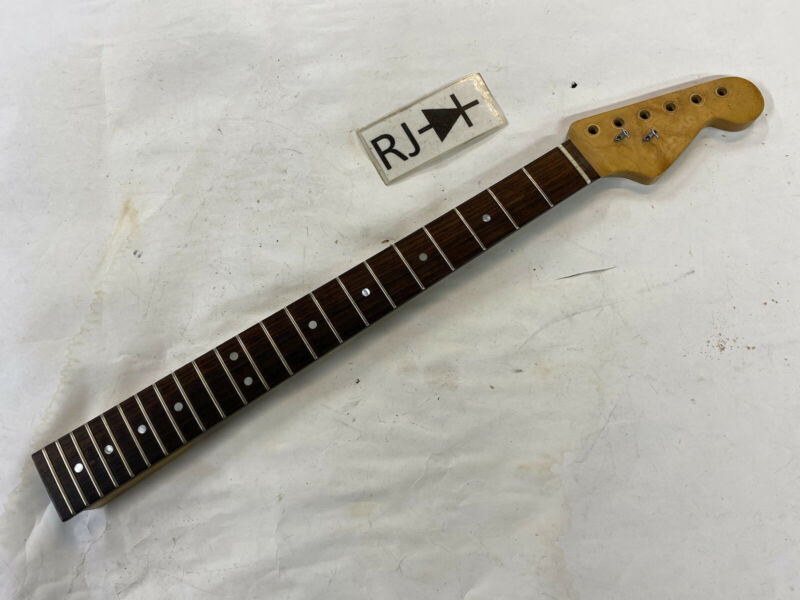 90's Warmoth Stratocaster Electric Guitar Neck
