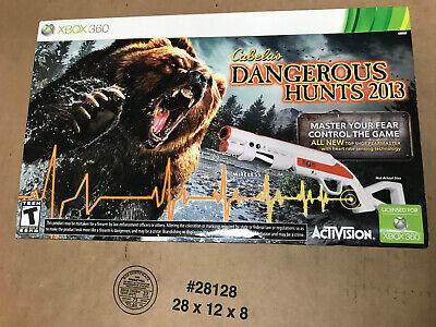 dangerous hunts 2013 wii cheats