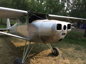 46 Luscombe 8A aircraft