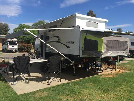 Luxury Caravan For Hire  Geelong  Victoria  Australia