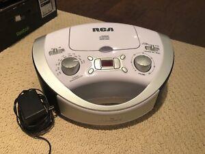 RCA CD player