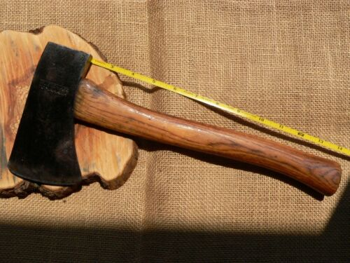 "Vintage True Temper  ""Tomahawk""  Hatchet, Made in U.S.A."