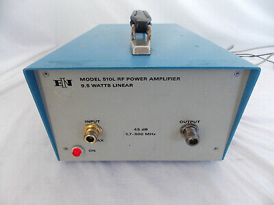 Eni 510l Rf Power Amplifier 9.5 Watts 45db 500mhz Tested