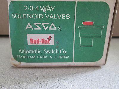 Asco Solenoid Valve Coil 96-619-4-d 966194d New Old Stock