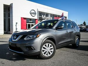 2015 Nissan Rogue S, BACK UP CAMERA, BLUETOOTH, SPORT/ECO
