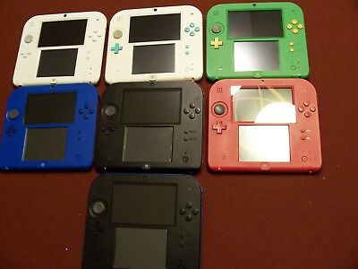 You Pick Nintendo 2Ds Mario 2 Or Kart 7 Or Zelda  Pre Installed System Console