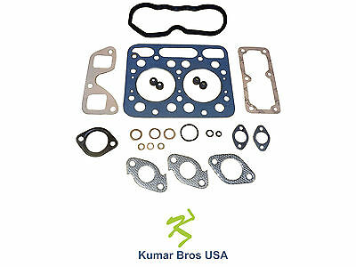 New Kubota Z750 Upper Gasket Kit