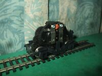 HRT212hornby cl82 ic225 dvt back trailing bogie L6843 c//w wheels /& coupling hook