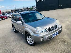 2003 NISSAN X-TRAIL 2.5L 5SP 4DOOR MANUAL TRANSMISSION Welshpool Canning Area Preview
