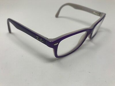 b15d3c5e4518 Kids Ray Ban Eyeglasses Frames RB 1531 3591 48-16-130 Purple Flex Petite  NV05