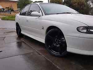 For sale 4x 20x8.5 PDW wheels suit holden Para Hills Salisbury Area Preview