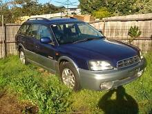 2003 Subaru Outback s/w Granton Derwent Valley Preview