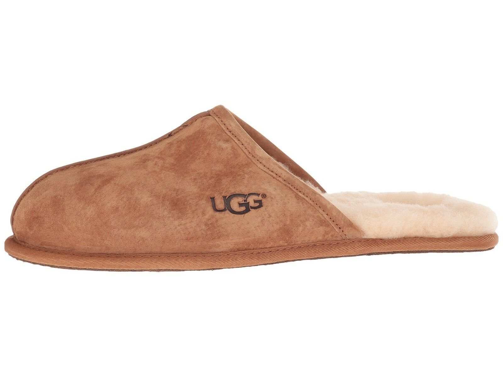 UGG Men's SCUFF Casual Comfort Suede Slip On Slippers CHESTNUT 1101111