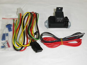 UNIVERSAL THERMO FAN CONTROLLER ADJUSTABLE WITH  PROBE SENSOR