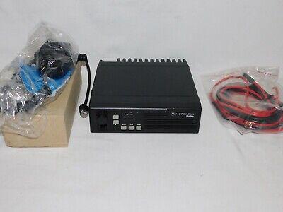 Motorola Radius M206 438-470 Mhz 6 Channel 25 Watt Mobile Radio