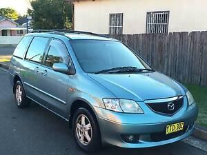 2003 Mazda MPV Wagon, Auto, Good Condition Wiley Park Canterbury Area Preview