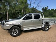 2012 Toyota Hilux Cooktown Cook Area Preview