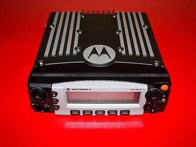 Motorola Xtl5000 Xtl 5000 700800 Mhz Digital Radio P25 Police M20urs9pw1an