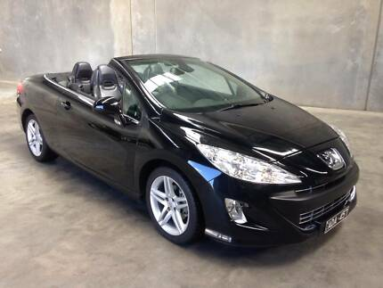 2011 Peugeot 308 Convertible Ravenhall Melton Area Preview