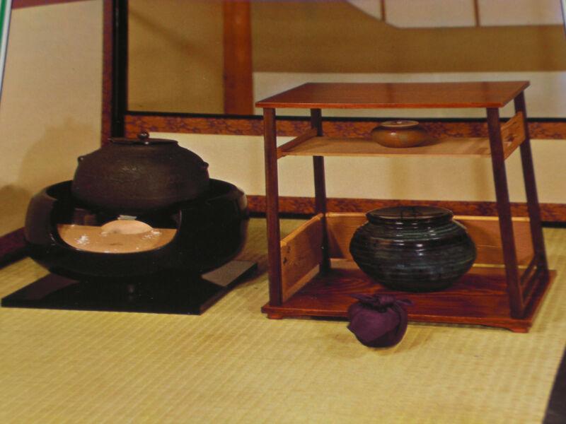 URASENKE Japanese Tea Ceremony Temae Book 6 Konaraigoto Zenden-3 Konarai Lessons