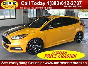 2016 Ford Focus ST!!