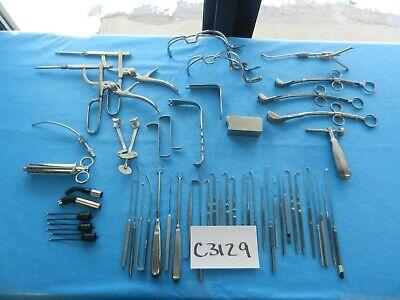 Storz Sklar V. Mueller Surgical Ent Instruments