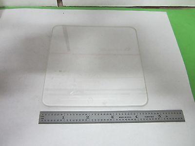 Microscope Part Glass Stage Specimen Leitz Germany Table Optics Bins2-20