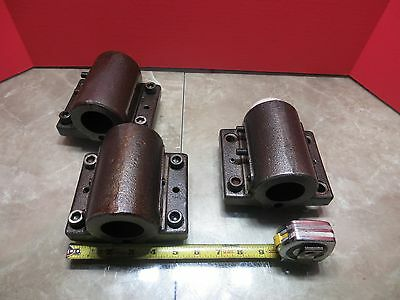 Mori Seiki Tl-3 Cnc Lathe Turret Tool Tooling Holder Block 1.75 Inch Each