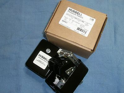 69ha1 Air Compressor Pressure Switch 115-150psi Furnashubbell Made In Usa