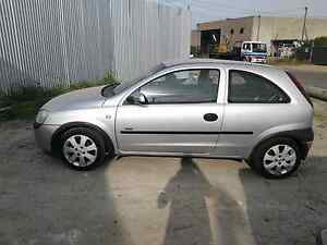 holden Barina wrecking all spare parts availebal Campbellfield Hume Area Preview
