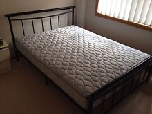 Queen size bed & mattress excellent condition Redland Bay Redland Area Preview