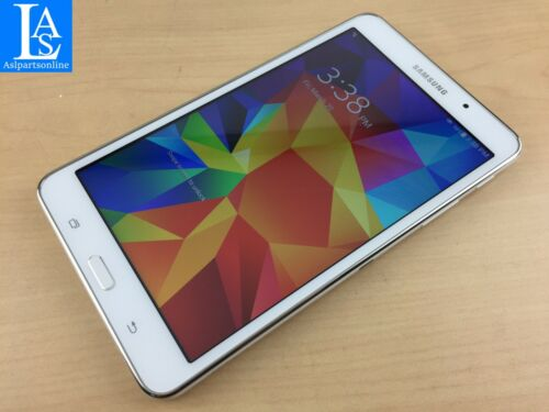 ✅Samsung Galaxy Tab 4 SM-T230NU 8GB, Wi-Fi, 7in Tablet - White & Black