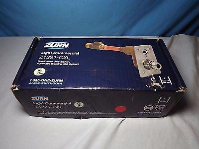 Zurn Z1321cxl-4pb Wall Fire Hydrant New In Box