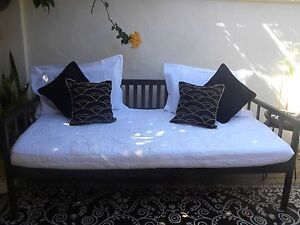 DayBED + Mattress Day Bed Furniture Lounge Outdoor Chair Biggera Waters Gold Coast City Preview