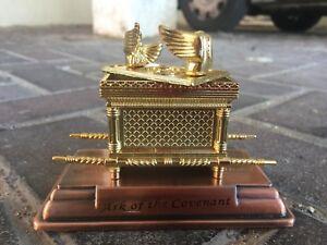 Sale Amazing Ark Of The Covenant Jewish Testimony Judaica Israel Gift 4