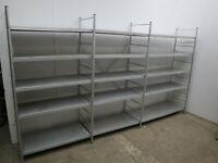 Alu Regal 320cm Kühlzelle Gastro Aluregal Hygiene geeignet Lager Berlin - Reinickendorf Vorschau