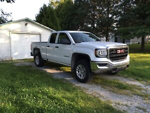 Gmc sierra 1500 2016 lif kit