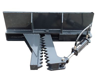 SKID STEER ATTACHMENT / POST AND TREE PULLER