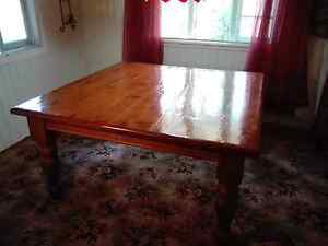 Dining table 180 years old Baltic Timber Warwick Southern Downs Preview