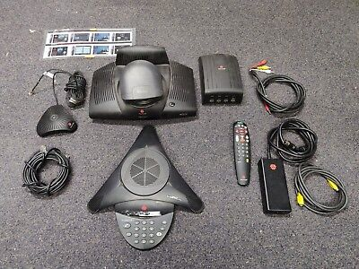 Polycom Viewstation Pvs Series With Accessories