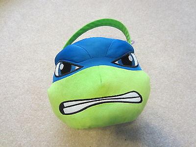 Teenage Mutant Ninja Turtles Leonardo Leo Halloween Easter Basket Pail Bucket](Ninja Turtle Halloween Bucket)
