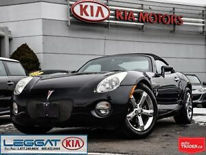 2007 Pontiac Solstice Base | CONVERTIBLE | ROADSTER | MANUAL