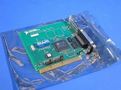 National Instruments Gpib Pcii Iia Interface Card Isa  181065 02 Rev  E1