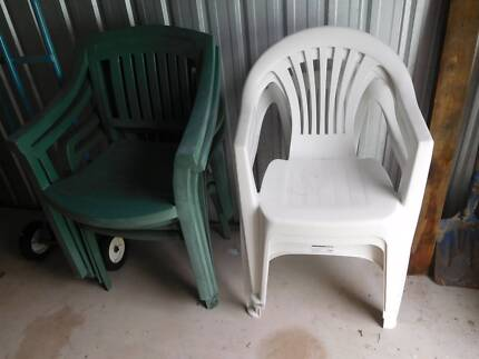 stackable chairs other furniture gumtree australia caboolture