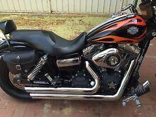 2010 Harley Davidson Wide Glide Rockingham Rockingham Area Preview