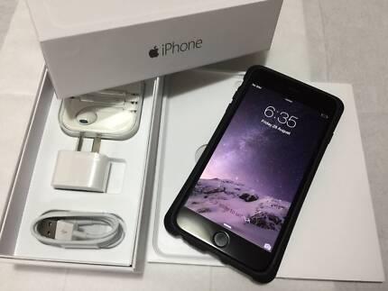 iPhone 6 PLUS Black 128 GB Campsie Canterbury Area Preview