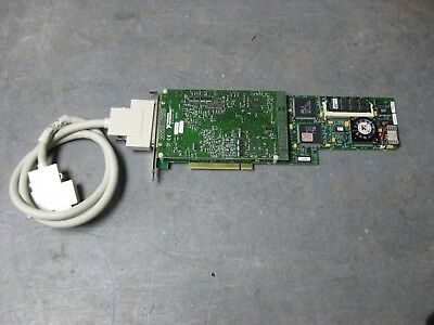 National Instruments Pci-7030 With 6030e Multifunction Daq Card With Cable