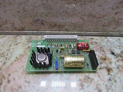 Agie Agiecut 120 Circuit Board Supply Stage Sus-06e Agie Nr. 167303.7 Cnc