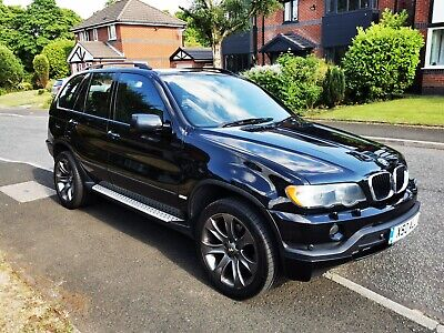 BMW X5 2003 3.0i AUTO E53 long mot