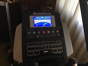 Elliptical Machine Nordictrack model  E 11.7